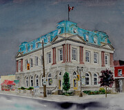 OLD POST OFFICE   OWEN SOUND ONTARIO
