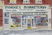 PARKES MARKETERIA (VINTAGE)    OWEN SOUND ONTARIO