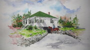 RUTH MILLMAN'S COTTAGE  SAUBLE BEACH ONTARIO